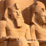 Temple of Ramesses II, Abu Simbel, Egypt. One of the ancient Egypt's greatest monuments.